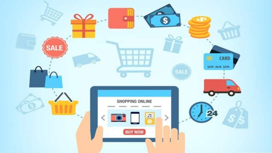 What is E-Commerce Store Management?